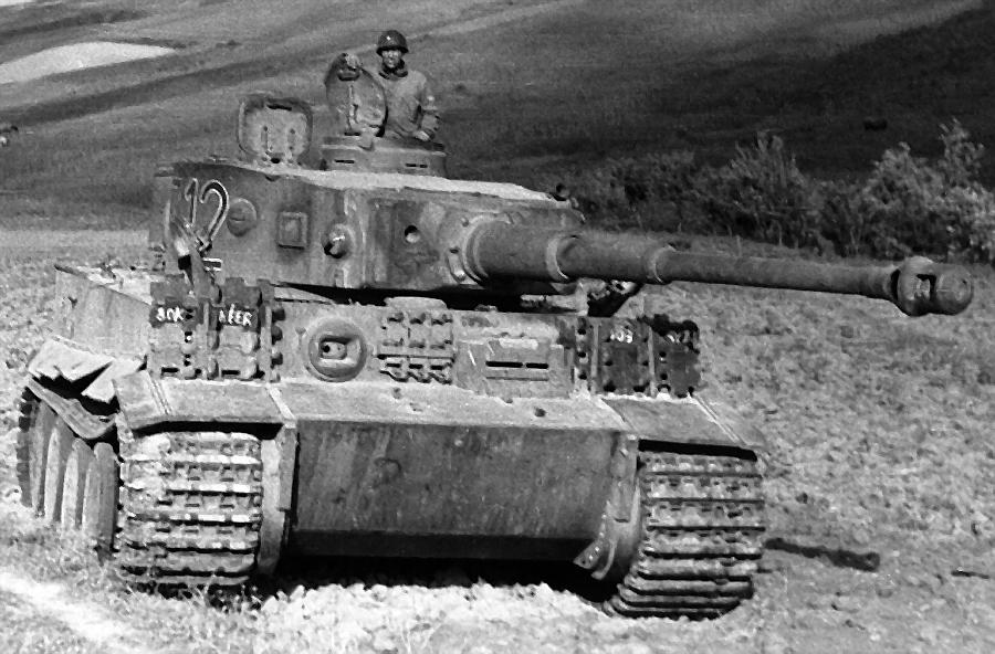 rc tiger tank