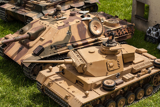 rc tank clubs