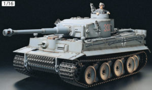 tamiya rc tiger tank